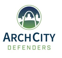 ArchCity Defenders Municipal Courts White Paper
