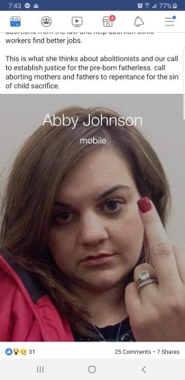 The Abby Johnson File